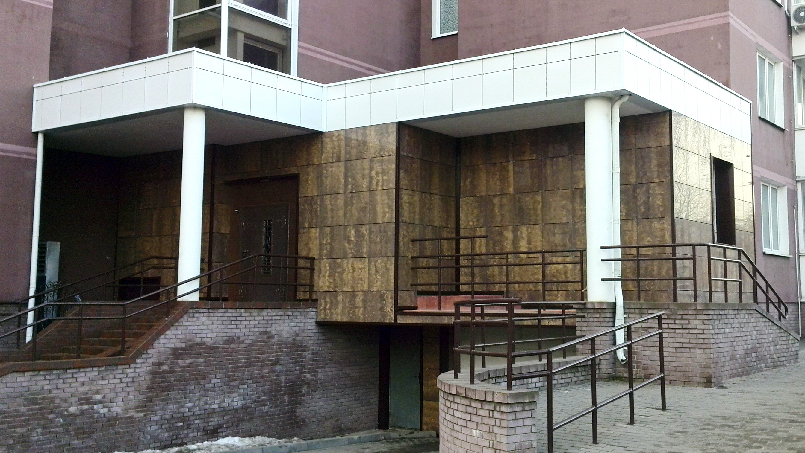 Помещения ТС жилого дома по ул.Червякова, 61