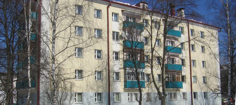 Фасадные работы для жилого дома по ул.Волгоградская 57 а